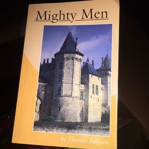 Mighty Men Book by Eleanor Farjeon